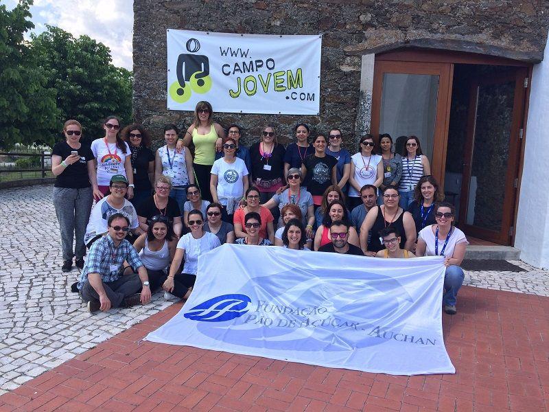 A missão da Fundação consiste em melhorar a qualidade de vida dos colaboradores