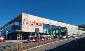 Auchan investe 16M€ em novo hipermercado em Paço de Arcos