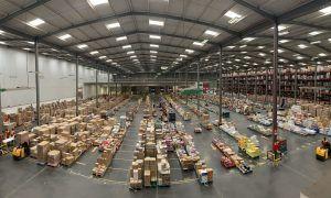COVID-19: Auchan garante segurança desde o Centro Distribuição Nacional até às lojas