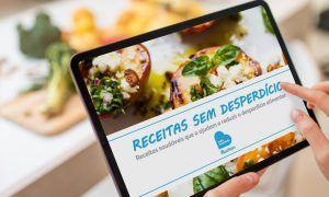 """Auchan lança """"Receitas Sem Desperdício"""""""