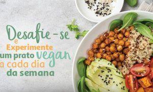 Auchan lança catálogo digital e gratuito de receitas vegan