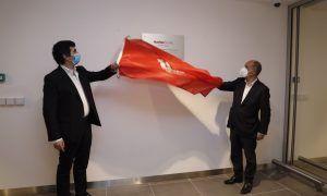 Primeira fase da obra do projeto de renovação do novo hipermercado Auchan Cascais concluída